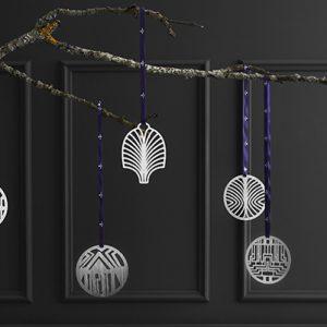 Christmas Decoration silver