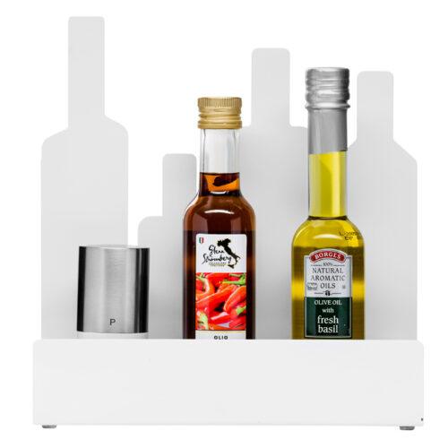 Form - oil vinegar stand