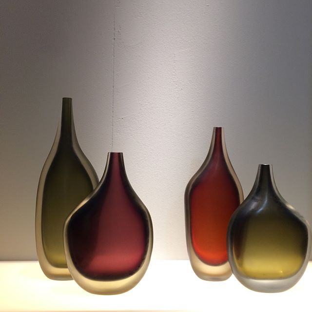 Fantastiskt vackra vaser från Arcade - upptäckta på Salone del Mobile