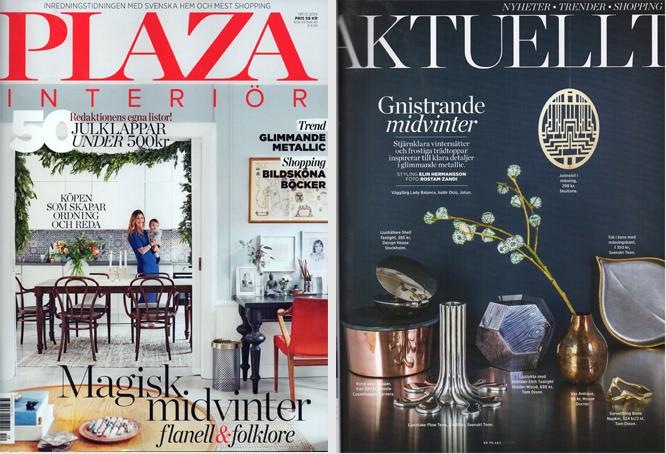 Plaza Magazine winter story OBJECTHOOD